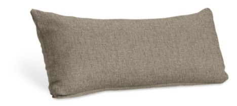 Custom 30x13 knife edge pillow pillows custom room for Room and board pillows