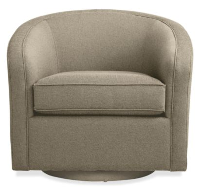 Amos Swivel Chair - Modern Accent & Lounge Chairs - Modern Living