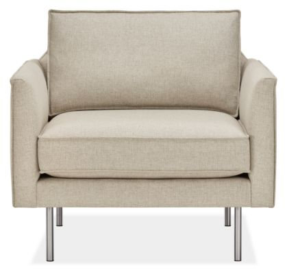 Modern Accent & Lounge Chairs - Modern Living Room Furniture