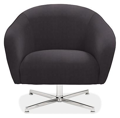 Carlo Swivel Chair - Modern Accent & Lounge Chairs - Modern Living Room  Furniture - Room & Board - Carlo Swivel Chair - Modern Accent & Lounge Chairs - Modern Living