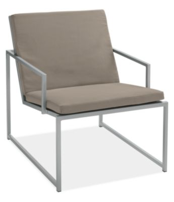 Cruz Lounge Chairs with Cushions