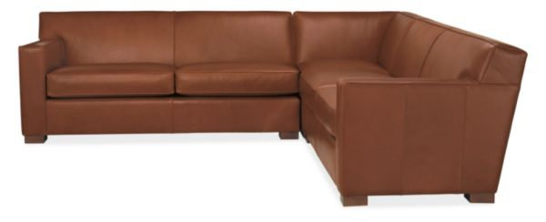 Dean Leather Sectionals