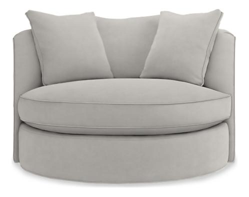 eos swivel chair modern accent lounge chairs modern