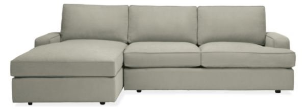 Levin Sofas with Chaise