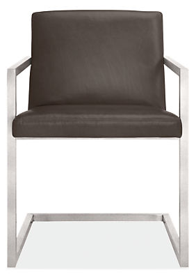 Lira Leather Dining Chair Modern Dining Chairs Modern