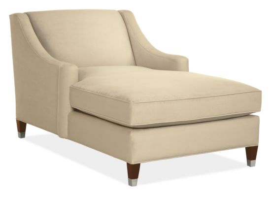 (chaise lounges) Loring Chaise