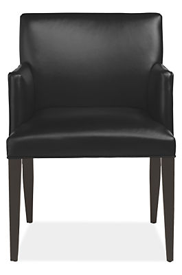 marie leather dining chairs modern dining chairs modern dining room furniture room board - Leather Dining Room Furniture