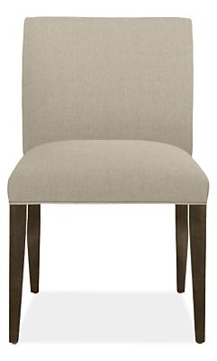 Modern Custom Dining Chairs & Stools - Modern Custom Furniture ...