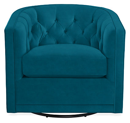 Maurice Swivel Chair Modern Accent Amp Lounge Chairs