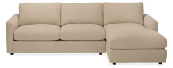 Max Sofa with Chaise