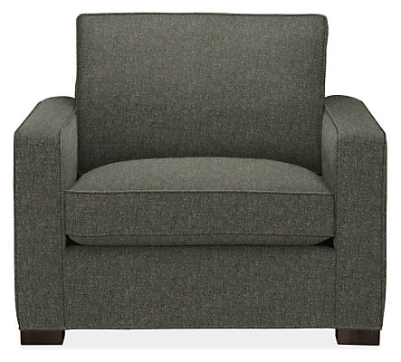 Hd Designs Morrison Accent Chair slip covering an armless accent chair great tutorial this could work for my Morrison Chair Ottoman Modern Accent Lounge Chairs Modern Living Room Furniture Room Board
