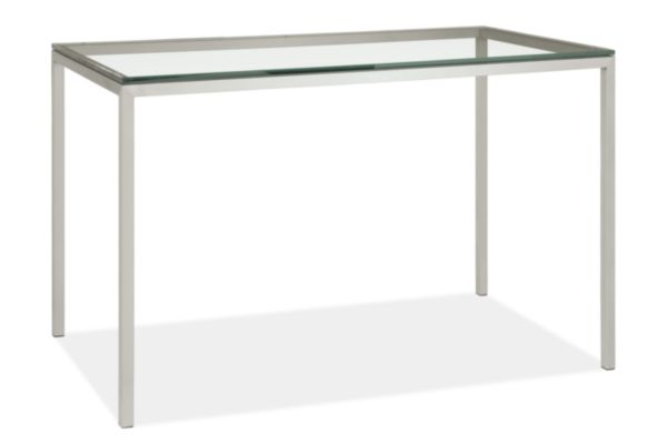 Portica Outdoor Console Table Modern Outdoor End