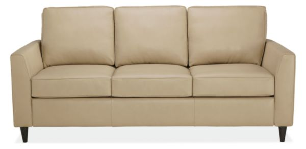 Trenton Leather Day & Night Sleeper Sofas