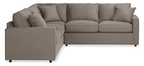york sectional modern sectionals modern living room. Black Bedroom Furniture Sets. Home Design Ideas