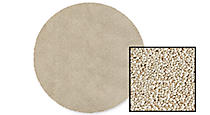 Arden Round Low Shag Naturals Rugs by the Inch