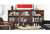 Woodwind Bookcases By the Inch