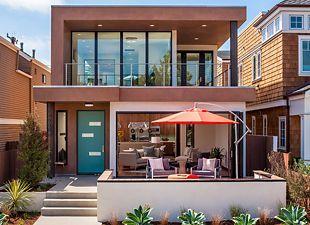 Open Floor Plan House