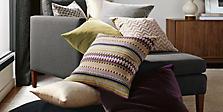 Lilac Pillow Ensemble