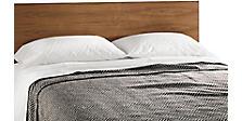 Norwich Blankets in Black/Ivory