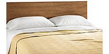 Norwich Blankets in Dijon/Ivory