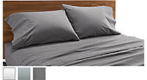 Percale Sheets & Pillowcases