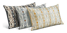 Modern accent pillows modern home accessories room board for Room and board pillows