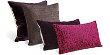 Violet Pillows