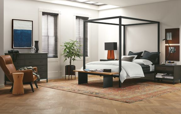 Architecture Bed Modern Bedroom Furniture Room & Board