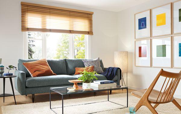 Jasper Sofa with Oskar Lounge Chair Modern Living Room Furniture
