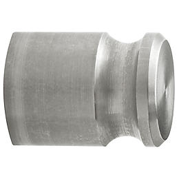 Small Cylinder, stainless steel