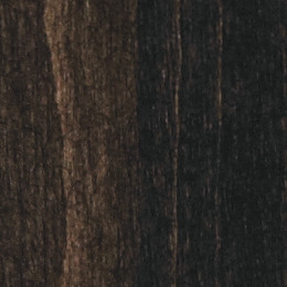 Maple with charcoal stain