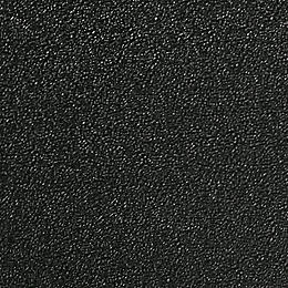 Black recycled HDPE