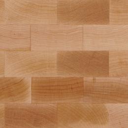 "Maple 3"" end-grain butcherblock"