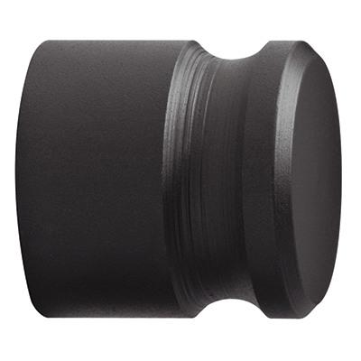 Large Cylinder, natural steel