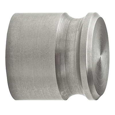 Large Cylinder, stainless steel