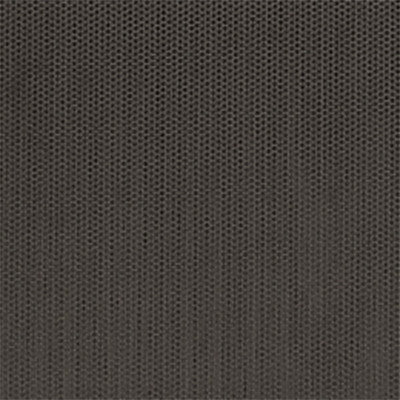 Black perforated metal