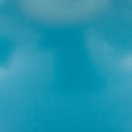 Turquoise/white shade