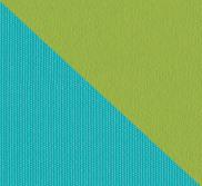 Sunbrella® Canvas green/ocean
