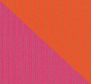 Sunbrella® Canvas orange/pink