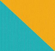 Sunbrella® Canvas yellow/ocean