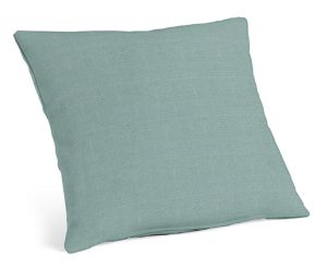 Outdoor Pillow 19 Square in Sunbrella Canvas Spa