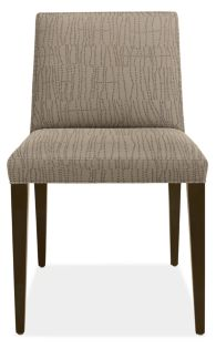 Ava Chair in Meta Aluminum