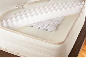 Room & Board California King Plush Encased Coil Mattress
