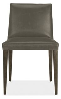 Ava Chair in Libby Storm Leather