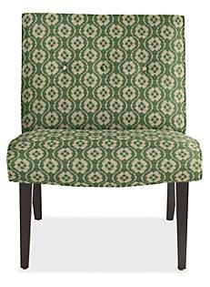 Delia Chair in Mali Grass