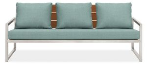 Montego Sofa Cushions in Sunbrella Canvas Spa