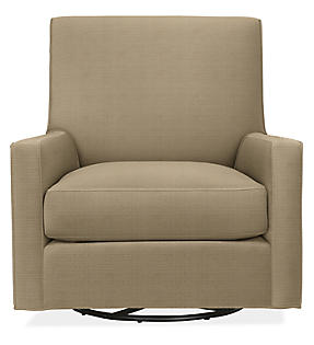 Shay Swivel Chair in Di