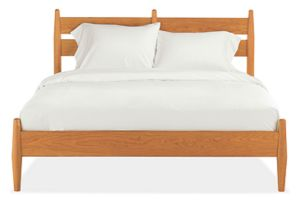 "Grove King Bed in Cherry for 78"" Mattress"