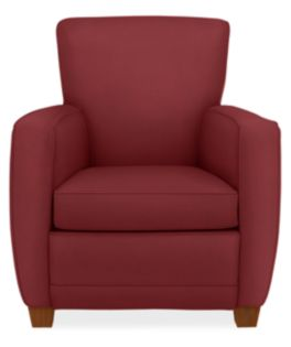 Elliot Chair in Valor Claret