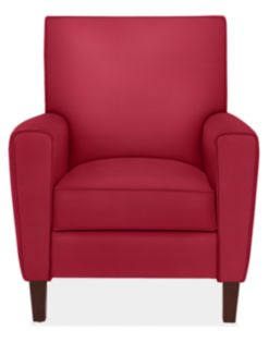 Harper Chair in Dayne Red